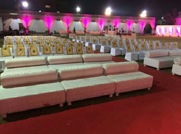 Akshay Dham Marriage Garden Sodala Jaipur - Banquet Hall