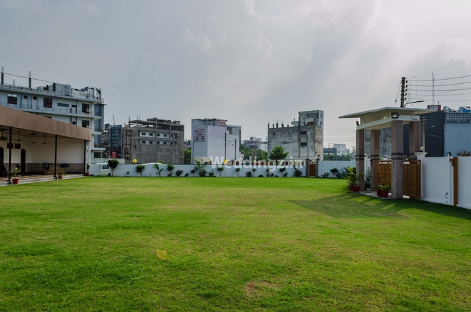 Dilips Arena The Lawn Gomti Nagar Lucknow - Wedding Lawn