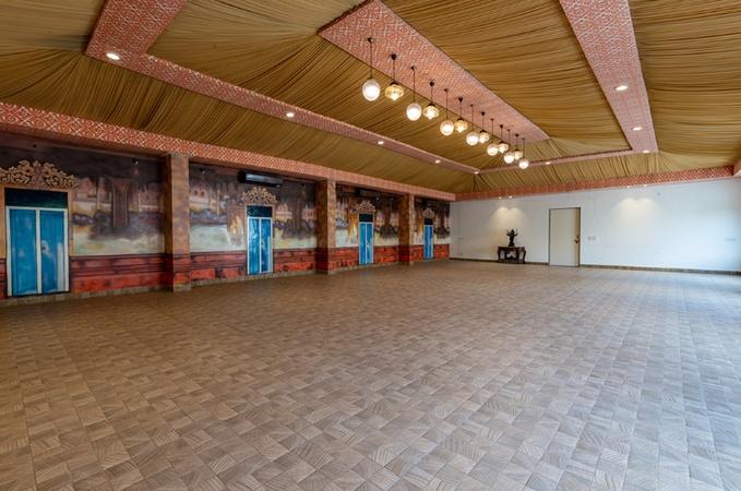The Foothills Villas Kukas Jaipur - Banquet Hall