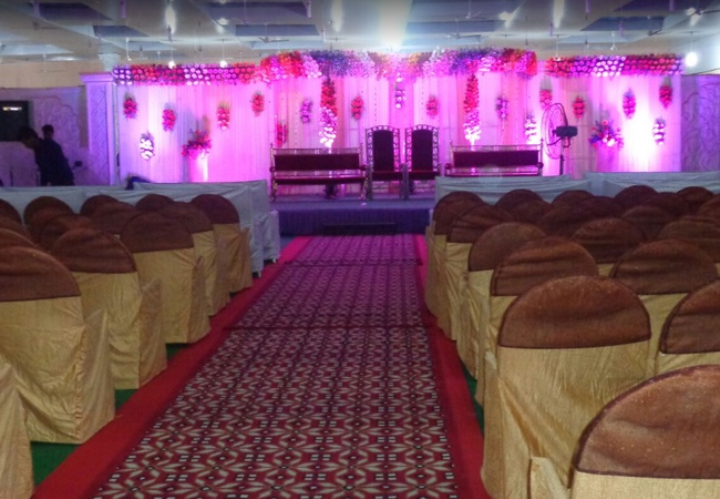 Premier Palace Shamshabad Hyderabad - Banquet Hall