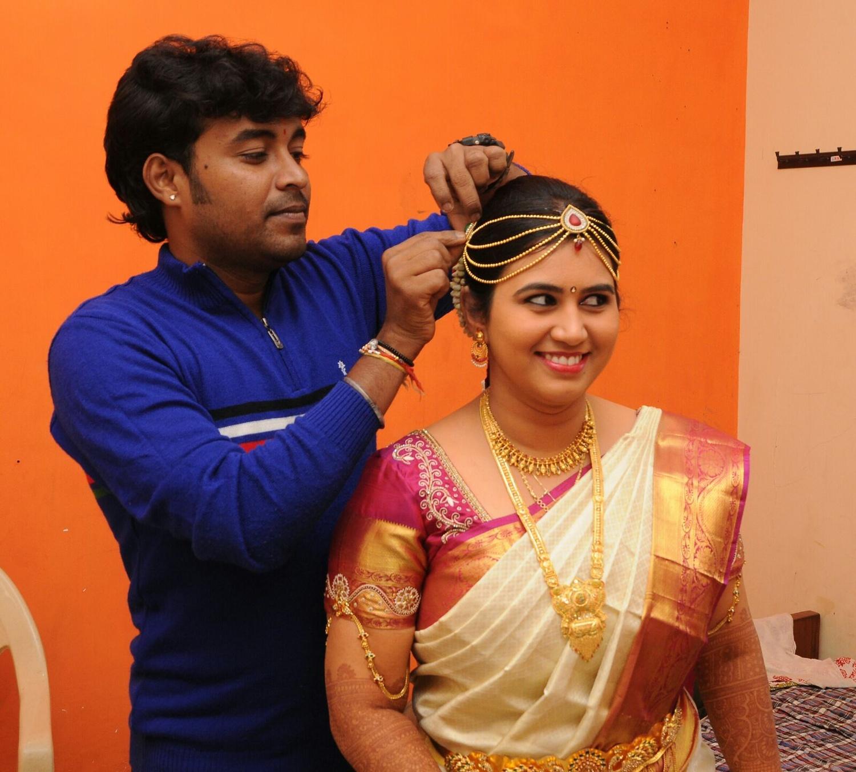 bridal cine makeup artist, bridal makeup artist in bangalore