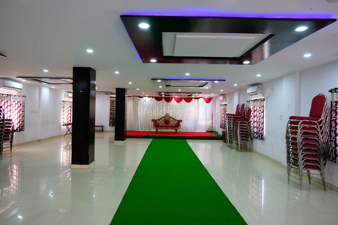 Tulasi Kalyana Mandapam Chanda Nagar Hyderabad - Mantapa / Convention Hall