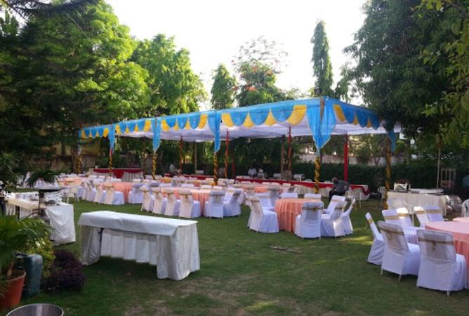 Hotel Shri Karni Niwas Central Area Udaipur - Banquet Hall