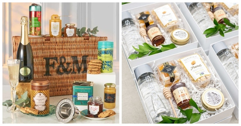 10 Must-see wedding hamper ideas to impress your guests!