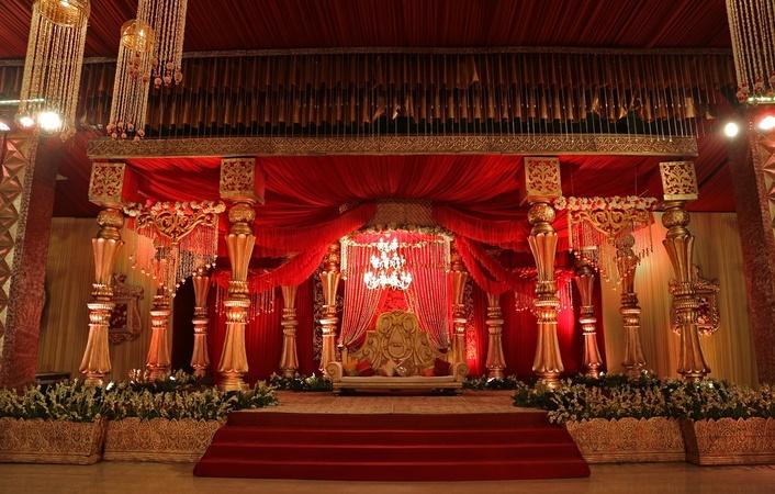 The Kundan By Ferns N Petals Kapashera Delhi Banquet Hall