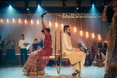 Fun games planned for the sangeet ceremony