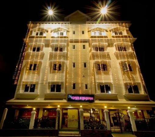 Chas Rajdarbar Hotel Pradhan Nagar Siliguri - Banquet Hall