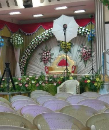 Jothi Indira Thirumana Mandapam Valasaravakkam Chennai - Mantapa / Convention Hall