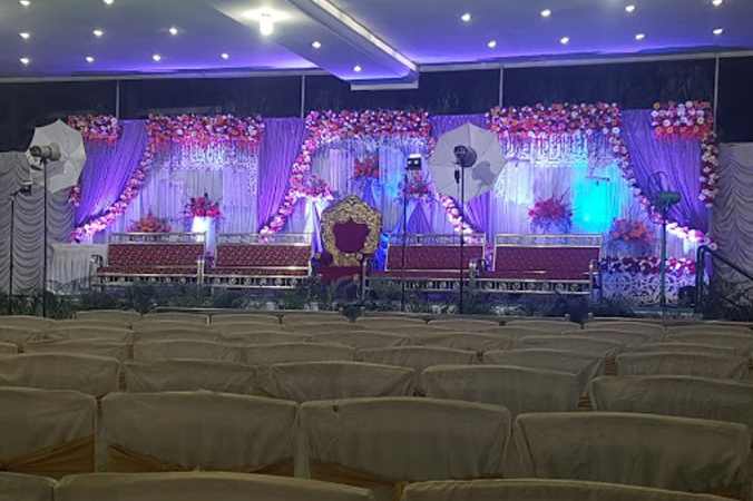 Decent Function Palace Mehdipatnam Hyderabad - Banquet Hall