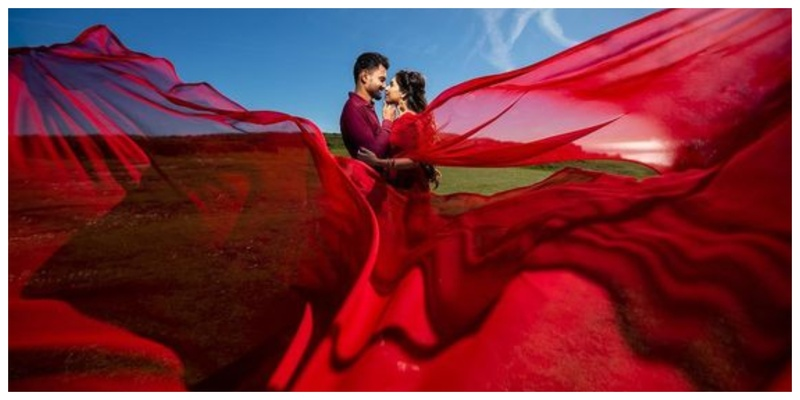 5 Reasons to opt for a Pre-Wedding Photoshoot