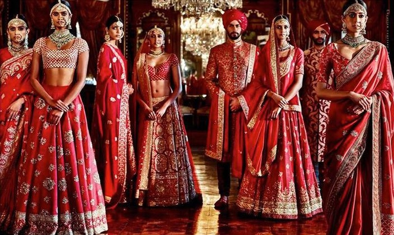 5 Lehenga Shops In Kolkata You Must Check Out For Gorgeous Bridal Wear