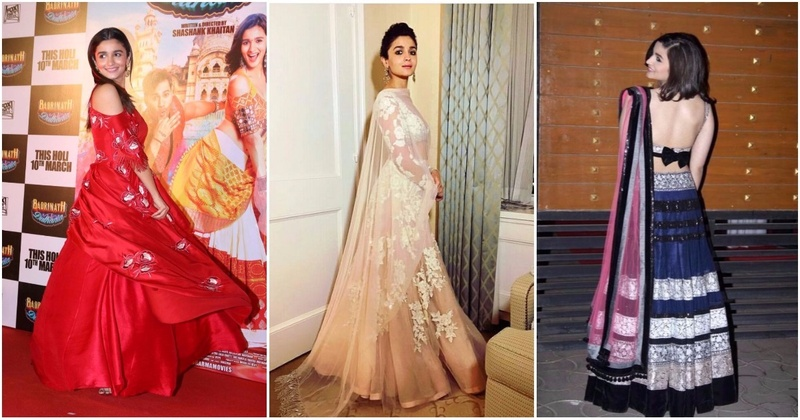 10 Traditional Alia Bhatt Outfits For All The Desi Inspiration You Need