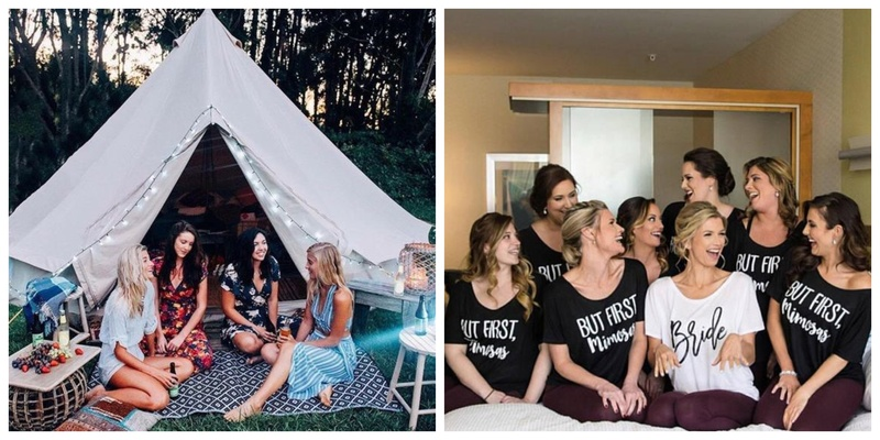 5 Ideas for the Bachelorette Party!