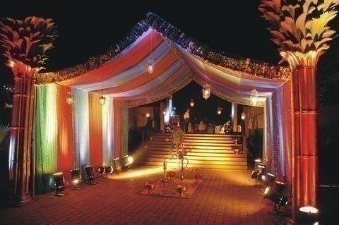Would you try these moroccan wedding decoration ideas at your entrance decor junglespirit Choice Image