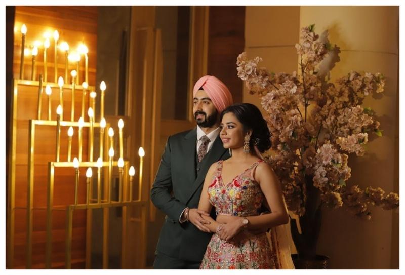 Mansi and Jujhar New Delhi Gurudwara Rakab Ganj Sahib Wedding