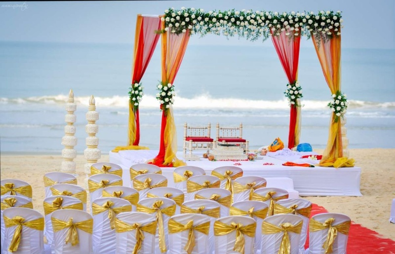 Sea-facing Beach Wedding Venues in Goa that are Simply Perfect to set up your Special Day