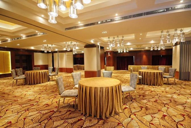 Senses Hotel Salt Lake City Kolkata - Banquet Hall
