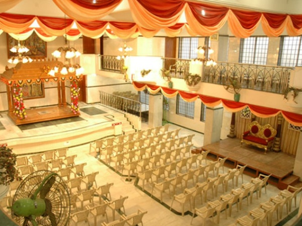 Vishnu Marriage Hall Vrindavan Colony Lucknow - Banquet Hall