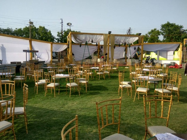 Florence The Lawn Aishbagh Lucknow - Wedding Lawn