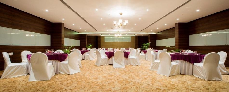 Tulip Inn Malleshwaram Bangalore - Banquet Hall
