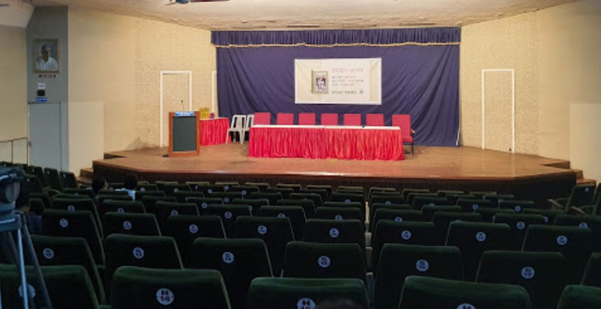 S M Joshi Sabhagruha Navi Peth Pune - Banquet Hall