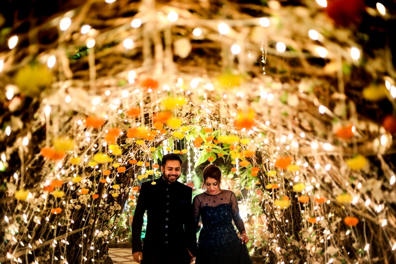 Rohit & Shirali Mumbai : 'When the universe conspires to make two people meet, it is for them to unite eternally!'