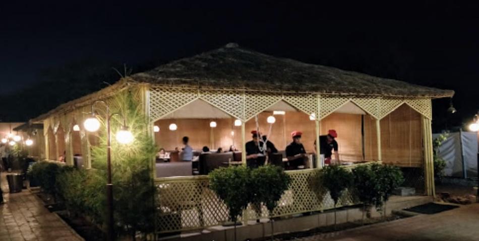 Gunjan Garden Restaurant And Banquet Hall Nikol, Ahmedabad ...