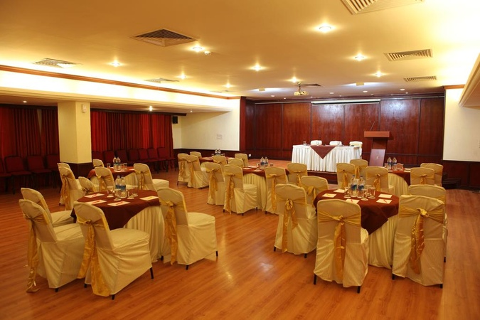 a photo of Hotel Rathna Residency