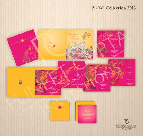 Puneet Gupta Invitations | Delhi | Invitation Cards