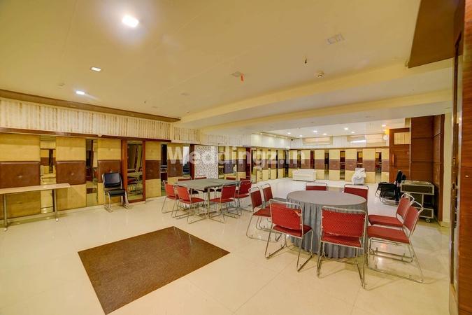 Hotel Light House Tajganj Agra - Banquet Hall