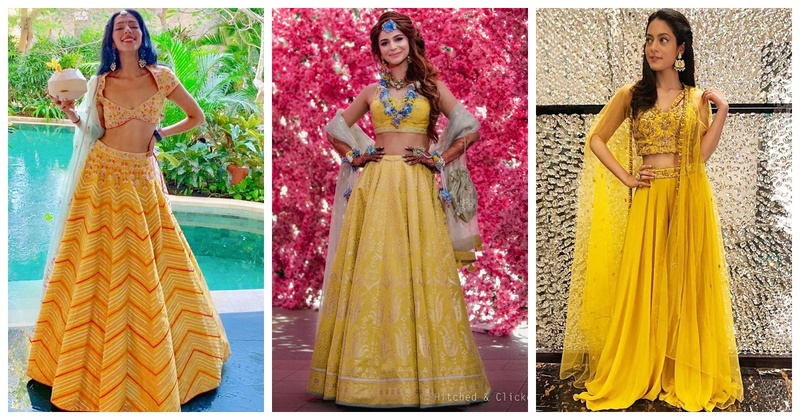 10 Yellow Outfits that Prove Yellow is the New Black!
