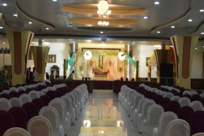 Diamond Resort And Club Mohanlalganj Lucknow - Banquet Hall