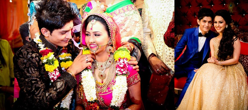 Rishabh & Shweta Mumbai : Classy Mumbai Wedding with Gorgeous Attires and Exceptional Jewellery Inspiration