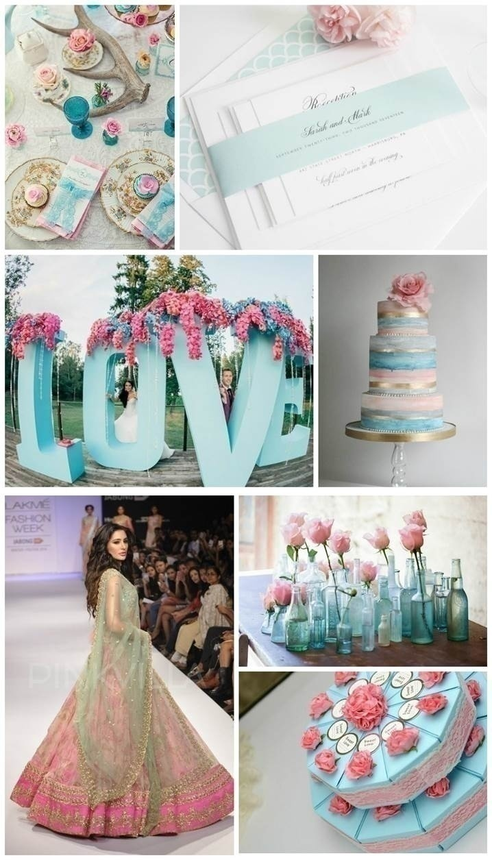 5 Colour Themes To Incorporate At Your Winter Wedding