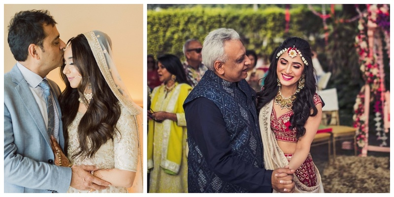 10 Adorable Bride-and-Father moments that got us teary-eyed!