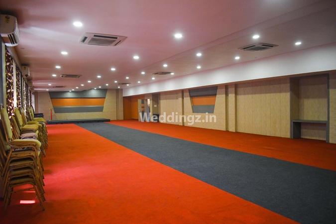 Hotel Royal Heritage Lokhra Guwahati - Banquet Hall