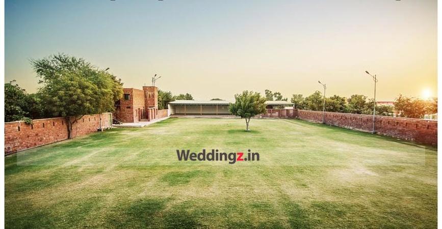 Hotel Raj Bagh Pal Bypass Road Jodhpur - Wedding Lawn