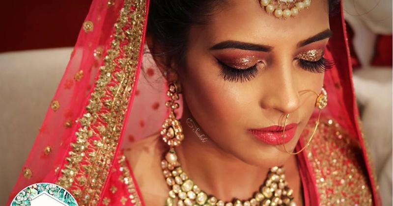 14 Best Bridal Makeup Artists in Delhi