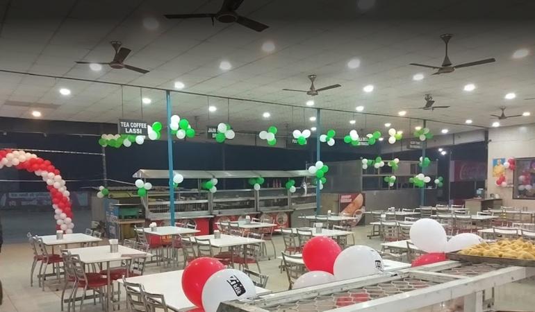 Rimjhim Dhaba Muradnagar Ghaziabad - Banquet Hall
