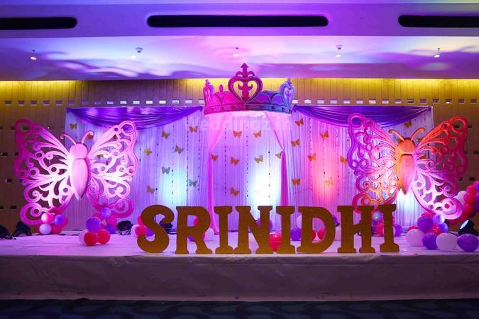 Hotel Avasa Madhapur Hyderabad - Banquet Hall