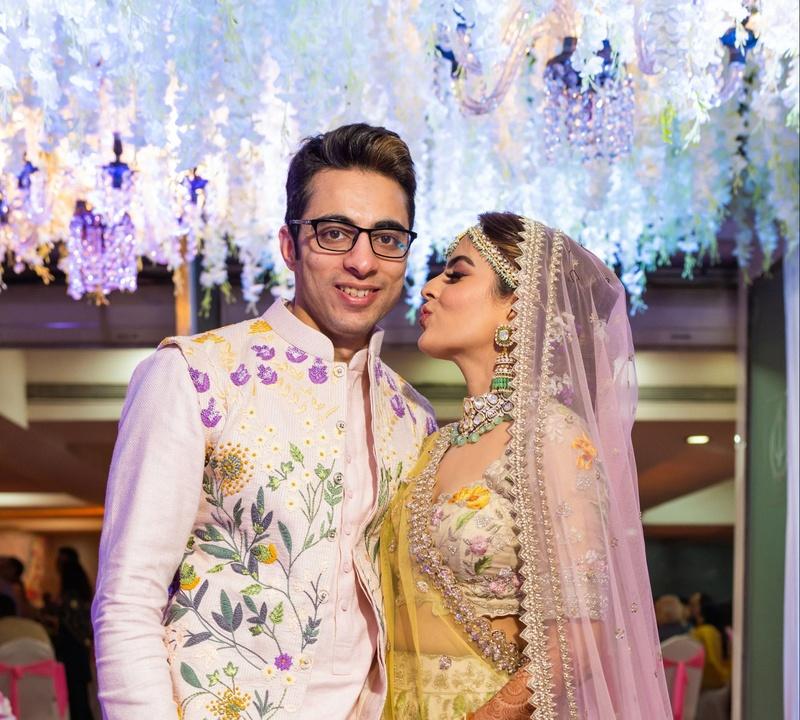 Half Grand Mumbai Wedding: Simran Weds Ruchit