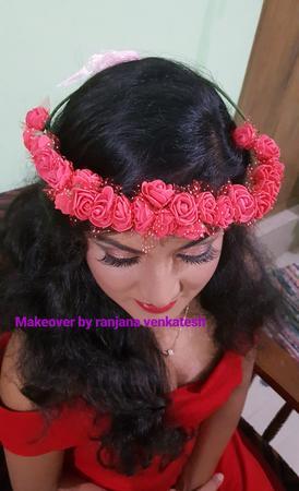 Makeover by Ranjana Venkatesh | Bangalore | Makeup Artists