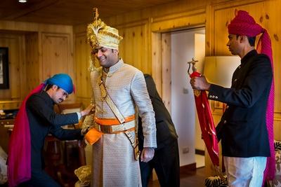 Rajwadi royal indian wedding