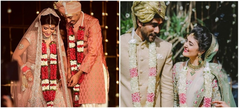 8 Jaimalas to Bookmark this Wedding Season!