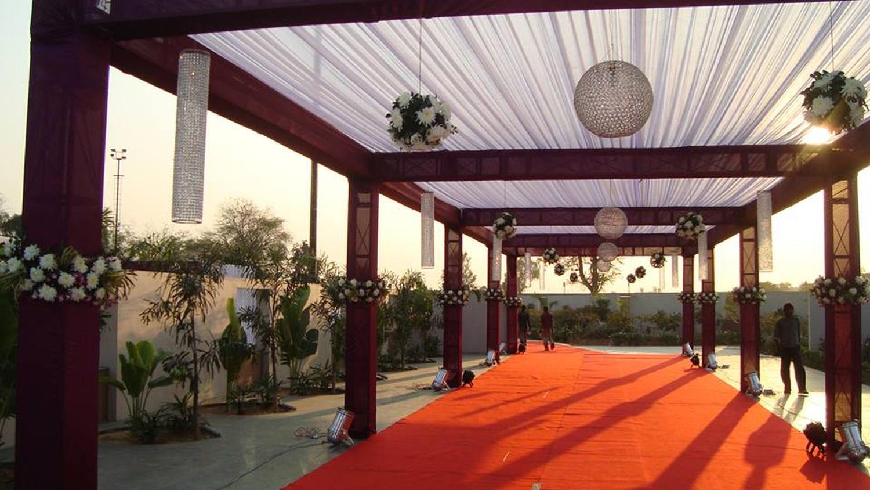 Om flower decorations wedding decorator in naroda ahmedabad weddingz overview junglespirit Images
