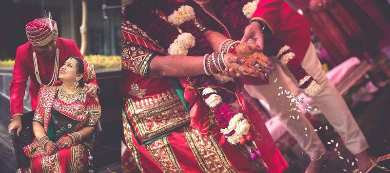 Viral  & Mansi  Jaipur : Vibrant Gujrati Wedding held at The Marriott, Jaipur