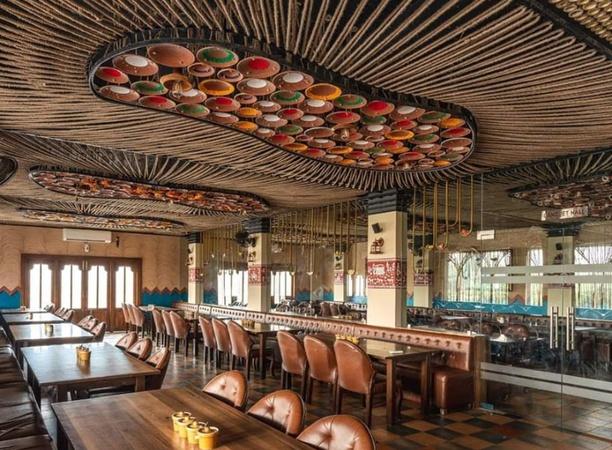 Shree Khodiyar Kathiyawadi Dhaba Katargam Surat - Banquet Hall