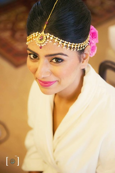 Bridal makeup by Aradhana Khanna, Delhi