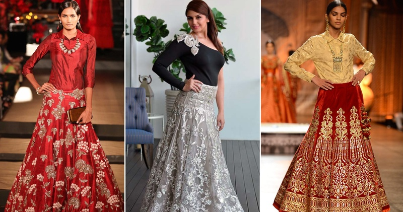 How To Reuse Your Bridal Lehenga After Your Wedding!