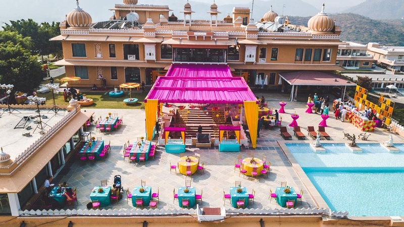 Top Wedding Venues in Udaipur to Host a Maharaja Style Wedding
